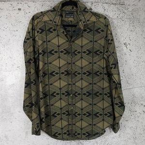 VINTAGE 80'S Shirt Medium